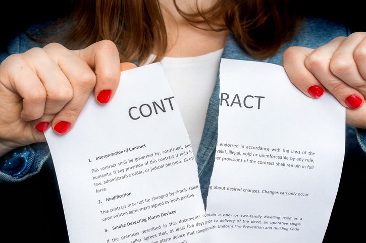 Executives Compensation Agreement Did Not Modify His At Will Status