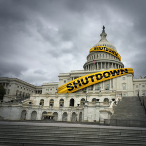 What's Happening at EEOC During the Shut-Down? Not Much